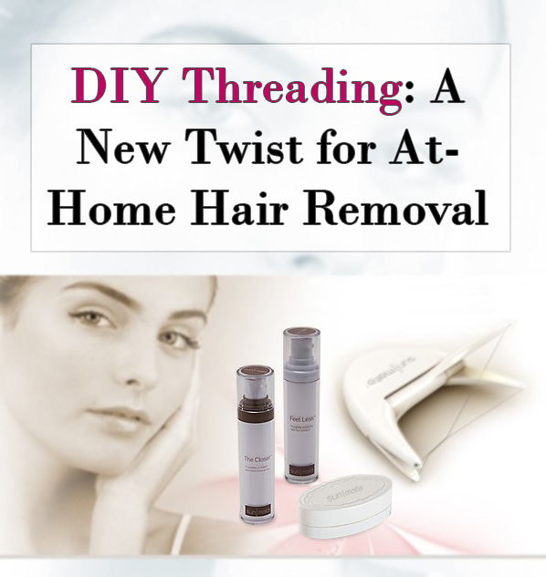 DIY Threading: A New Twist for at-Home Hair Removal post image