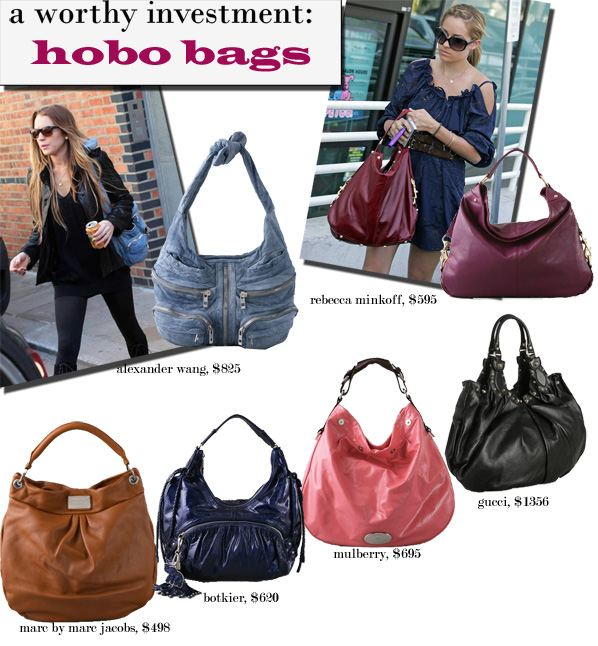 A Worthy Investment: Hobo Bags