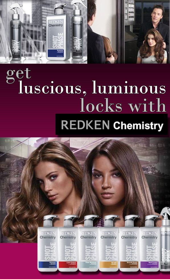 Get Luscious, Luminous Locks With Redken Chemistry post image