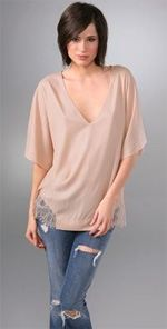 elizabetha-nd-james, elizabeth and james, top, slouchy top, tunic top