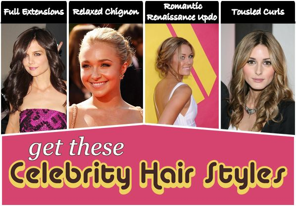 Get these Celeb Hair Styles post image