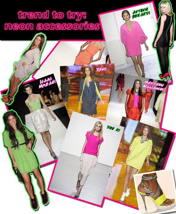 Trend to Try: Neon Accessories post image