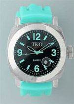 tko, watch, accessories, neon, fashion, trend