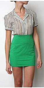 bdg, skirt, miniskirt, fashion, style