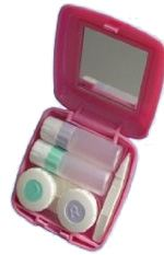 contact-case, contact lense case, contact lenses