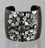 rj, RJ Graziano, Cuff, Jewelry, bracelet, accessories, statement bracelet