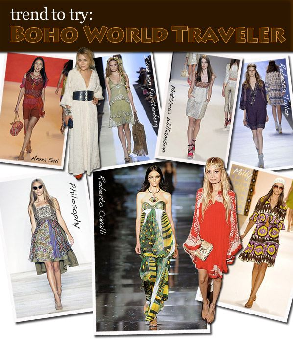Trend To Try: Boho World Traveler post image