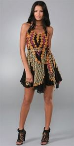 mara-hoffman, dress, mara hoffman, printed dress, fashion, style