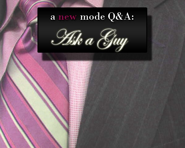 Ask a Guy: He Wants to Take It Slow… Now? post image