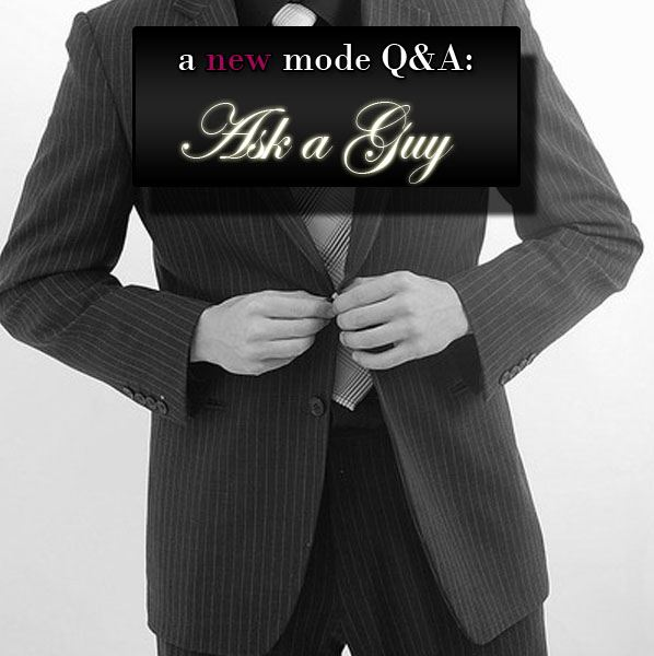 Ask a Guy: The Less I Care, The More He Seems To post image