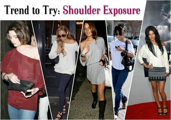Trend to Try: Shoulder Exposure post image