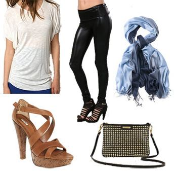 look 4 collage use, Lauren conrad, fashion, style, members only, Miu Miu, Rebecca mInkoff, Silence & Noise, Tolani