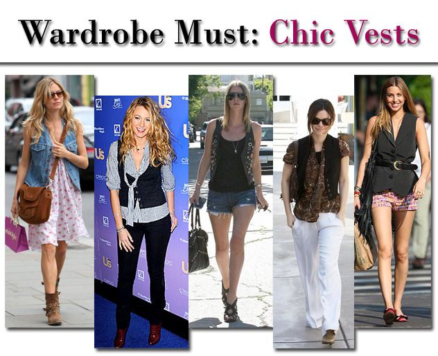 Wardrobe Must: Chic Vests post image
