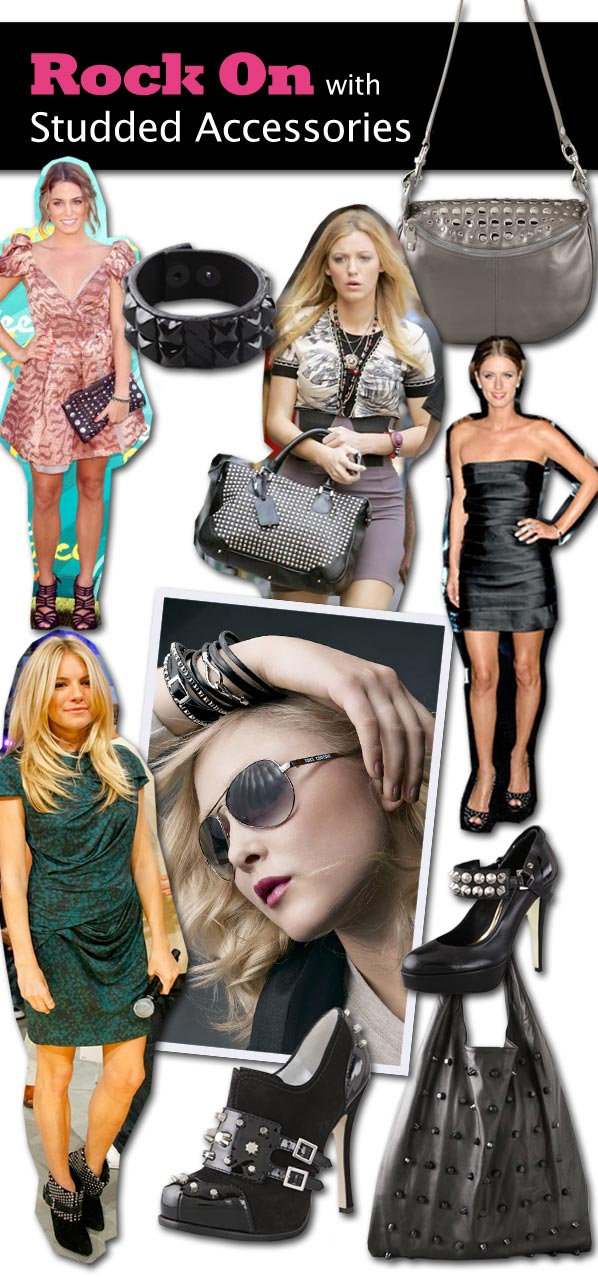 Rock On With Studded Accessories post image
