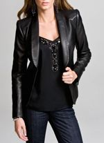 Express, jacket, leather jacket, fashion, style