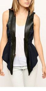 urban, urban renewal, vest, leather vest