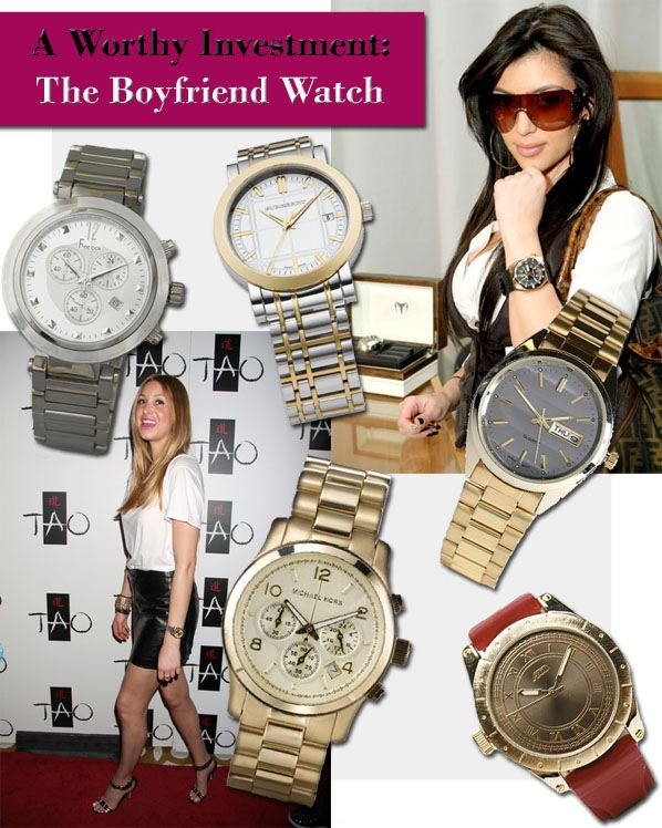spree product navy watch watches boyfriend za co original fossil