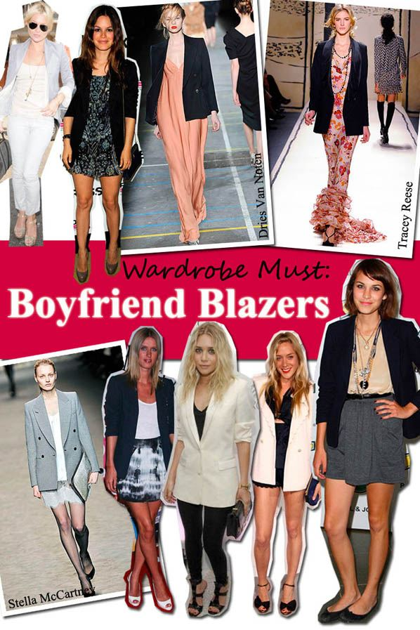 Wardrobe Must-Have: Boyfriend Blazers post image