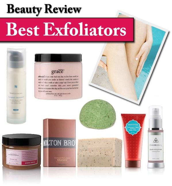 Beauty Review: Best Exfoliators post image