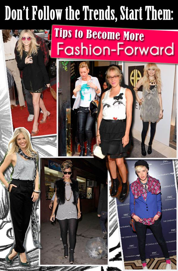 Don't Follow the Trends, Start Them: Tips To Become More Fashion-Forward post image