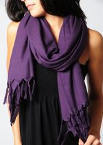 Love Quotes, scarf, purple scarf, winter accessories