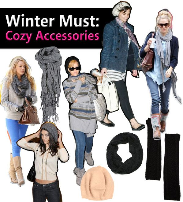 Winter Must: Cozy Accessories post image