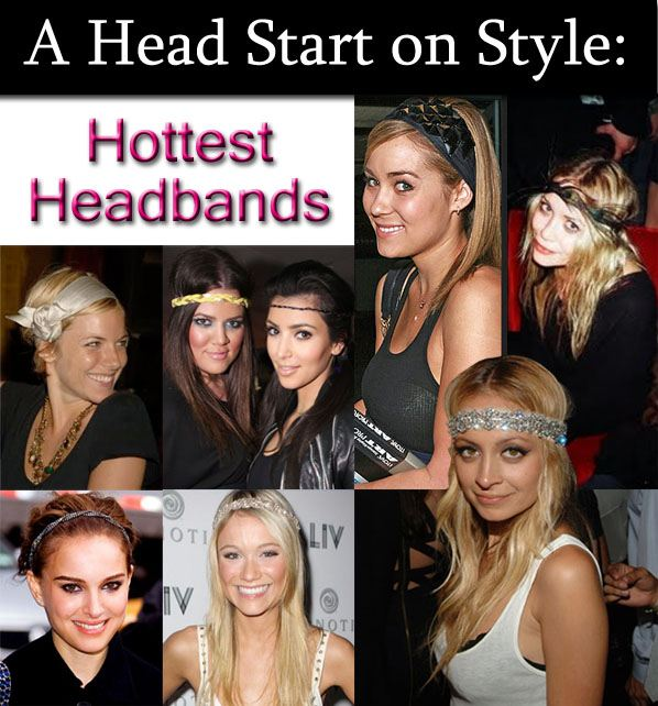 A Head Start On Style: Hottest Headbands post image