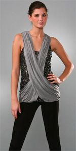 robert rodriguez, sequin top