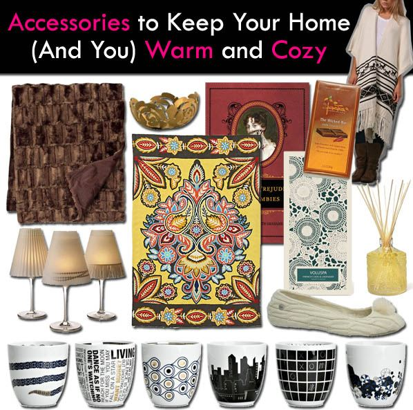 Accessories to Keep your Home (and You) Warm and Cozy post image