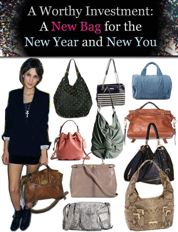 A Worthy Investment: A New Bag for the New Year and New You post image