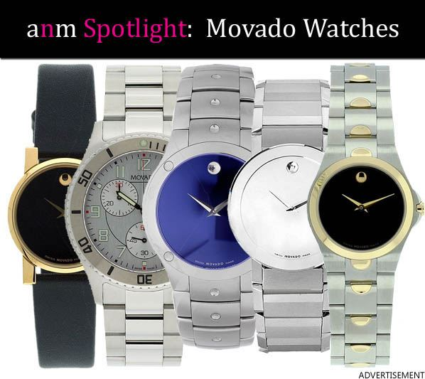 anm Spotlight: Movado Watches post image