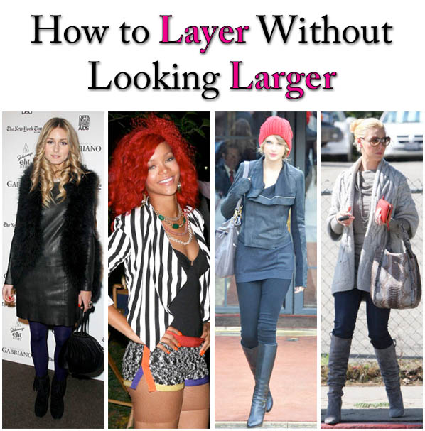 How to Layer Without Looking Larger post image
