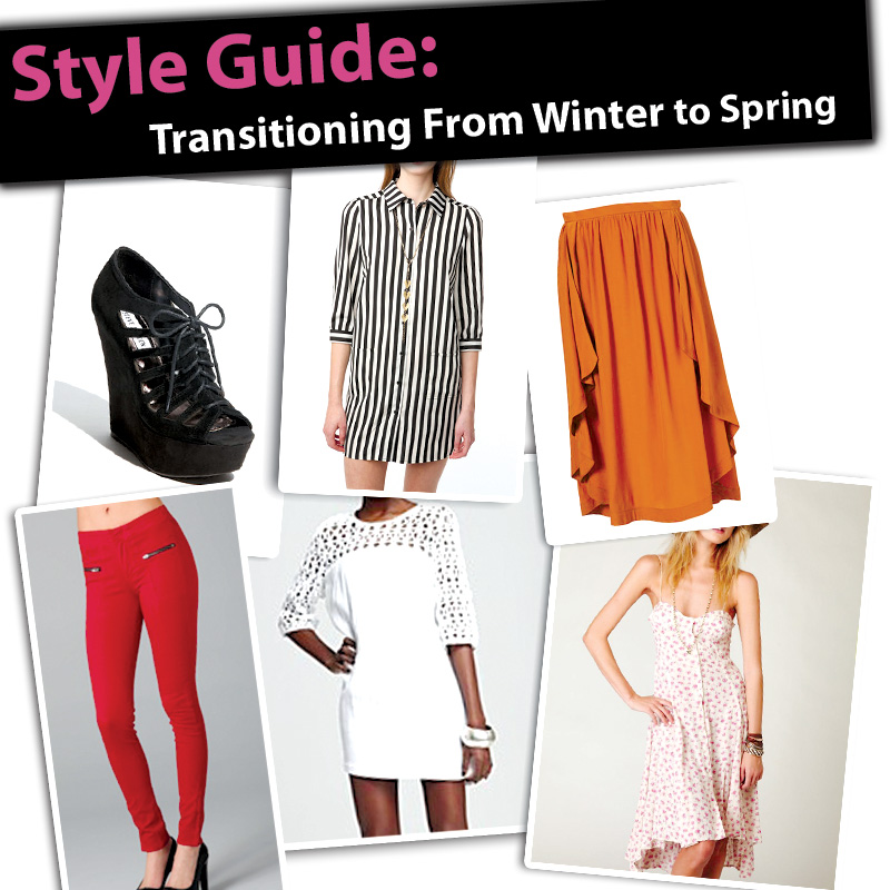 Style Guide: Winter to Spring Transition post image