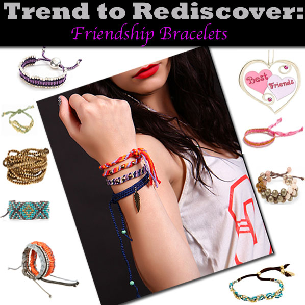 Trend to Rediscover: Friendship Bracelets post image