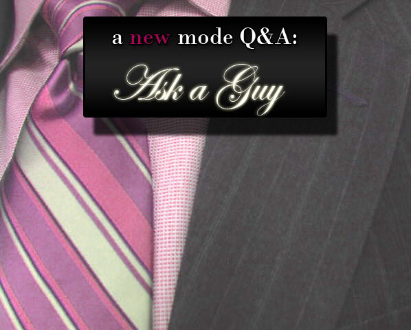 Ask a Guy: How Do I Remain a Mystery? post image
