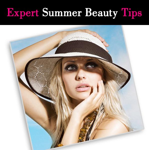 Expert Summer Beauty Tips post image