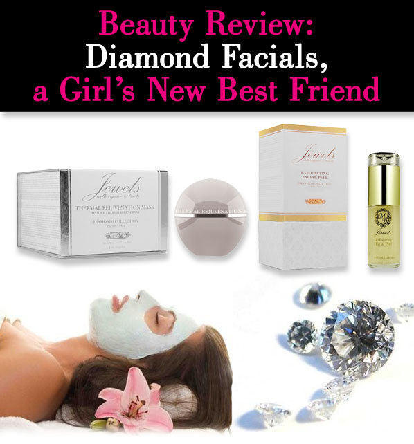 Beauty Review: Diamond Facials, a Girl's New Best Friend post image