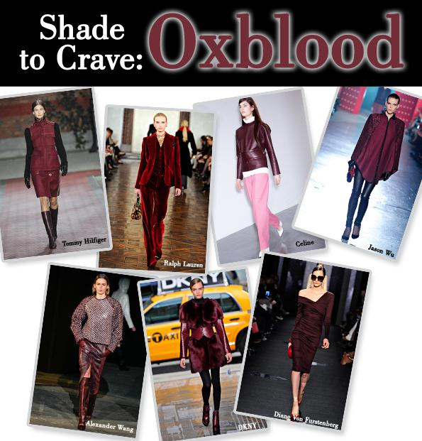 Shade to Crave: Oxblood post image