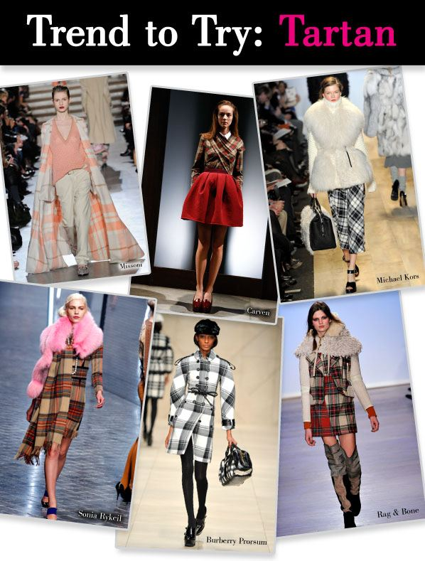Trend to Try: Tartan post image