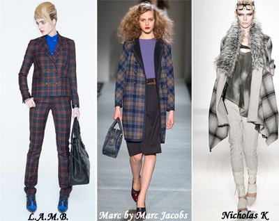 Trends plaid
