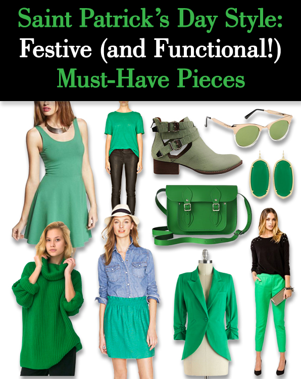 Saint Patrick's Day Style: Festive (and Functional!) Must-Have Pieces post image