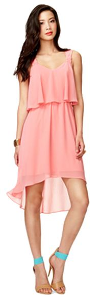 Billowy Layered Dress