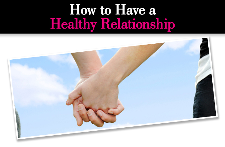 How to Have a Healthy Relationship post image