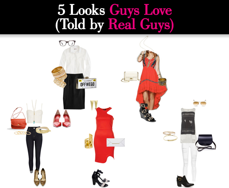 5 Looks Guys Love (Told by Real Guys) post image