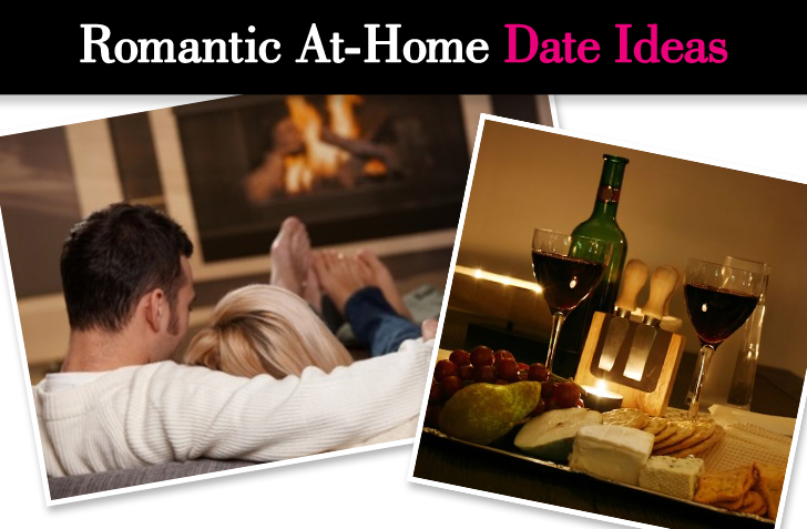 Romantic At Home Date Ideas Post Image