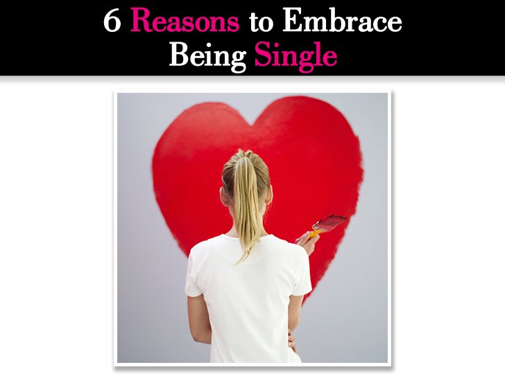 6 Reasons to Embrace Being Single post image