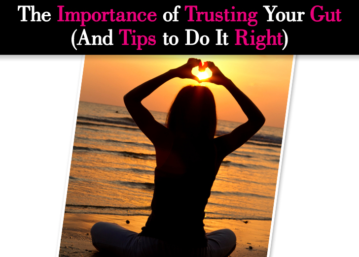 The Importance of Trusting Your Gut (And Tips to Do It Right) post image