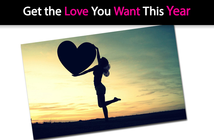 Get the Love You Want This Year post image