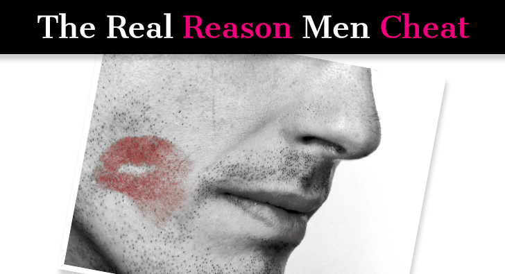 The Real Reason Men Cheat post image