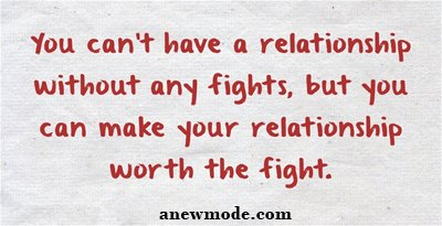 relationship worth the fight